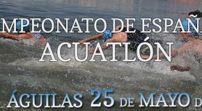 Esta fin de semana disputarase en Águilas o Campionato de España de Acuatlón  e a Copa do Rei
