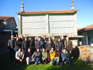 Xuntanza 2013 dos xuíces galegos