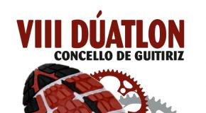ADRIANA BARRAZA E GUSTAVO RODRÍGUEZ, CAMPIÓNS DO  DUATLÓN DE GUITIRIZ
