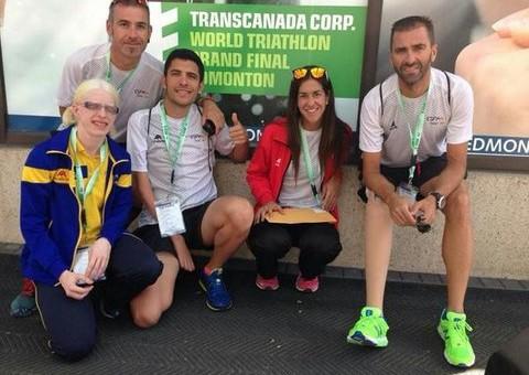SUSANA RODRÍGUEZ, EN BUSCA DO PODIO DO CAMPIONATO DO MUNDO DE ACUATLÓN