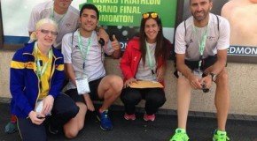 MEDALLA DE PRATA PARA SUSANA RODRÍGUEZ NO CAMPIONATO DO MUNDO DE ACUATLÓN