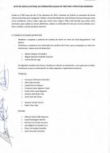 Acta Xunta Electoral 1a