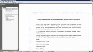 Acta Xunta Electoral do 02-10