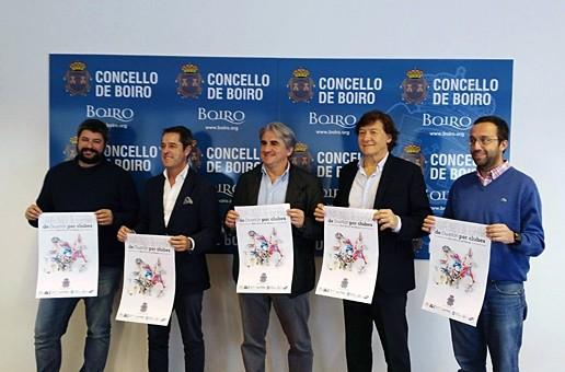 Boiro acollerá o Campionato de España de Dúatlon por Clubs en febreiro de 2016