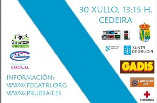 INSCRICIÓN CAMPIONATO GALEGO ACUATLÓN, CEDEIRA 2016
