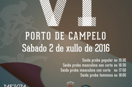 INSCRICIÓN PROVISIONAL VI TRÍATLON CONCELLO DE POIO E PORTO DE CAMPELO
