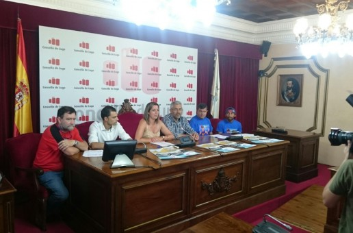 O DOMINGO 24 DE XULLO CELEBRARASE O TRÍATLON DO MIÑO-LUGO PATRIMONIO  CON 240 PARTICIPANTES