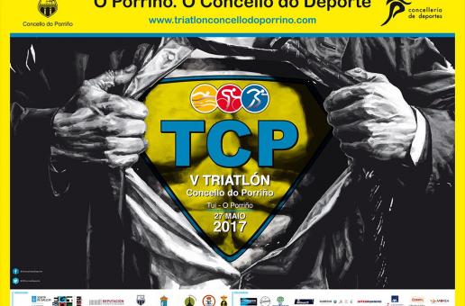 INSCRICIÓN V TRÍATLON CONCELLO DO PORRIÑO-TUI