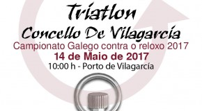 INSCRICIÓN CTO GALEGO TRÍATLON EQUIPOS CONTRA O RELOXO 2017/VIII TRÍATLON CONCELLO DE VILAGARCÍA (14/05/2017)