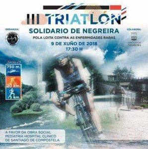 III Tríatlon Solidario Concello de Negreira (Popular)