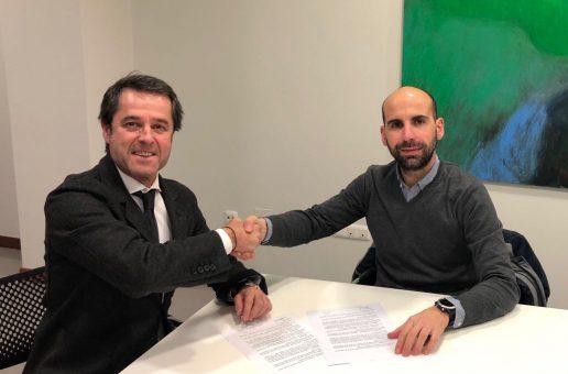 Acuerdo de colaboración entre as federacións galegas de tríatlon e ciclismo