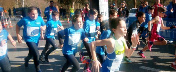 Resultados do Dúatlon Escolar de Lugo