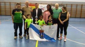 Cinco ouros, cinco pratas e un bronce, no Campionato de España de categorías menores de Péntatlon Moderno