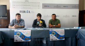 FERROL ACOLLE ESTE SÁBADO O CAMPIONATO GALEGO DE TRÍATLON DE CATEGORÍAS MENORES CON MÁIS DE 300 PARTICIPANTES