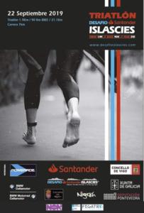 VII Tríatlon Desafío Santander Islas Cíes (Campionato Galego de Media Distancia)