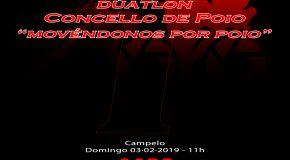 INSCRICIÓN I DÚATLON CONCELLO DE POIO (PROBA CIRCUÍTO)