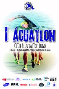 I Acuatlón Club Fluvial de Lugo