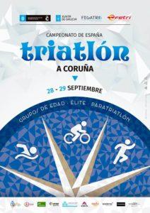 Campeonato de España de Triatlón (A Coruña)