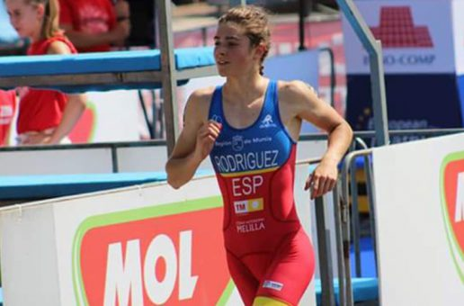 Iría Rodríguez finaliza a 23ª no Copa de Europa de Huelva