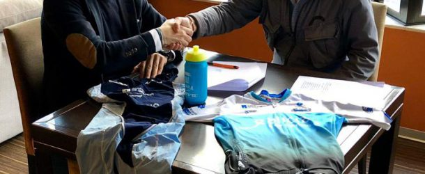 A FEGATRI e a Federación Galega de Ciclismo asinan un acordo de colaboración.