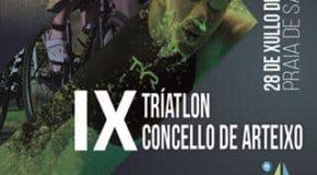 CLASIFICACIÓNS IX TRÍATLON DE ARTEIXO.