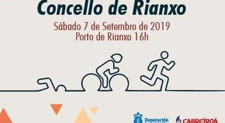 CLASIFICACIÓNS III TRÍATLON POPULAR DE RIANXO.
