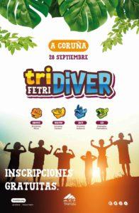 TriDiver FETRI – (Proba de promoción  menores 5 a 10 anos)-A Coruña