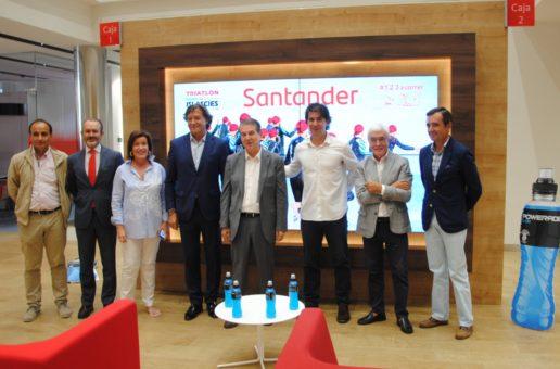 PRESENTADO O DESAFÍO SANTANDER ILLAS CÍES -CAMPIONATO GALEGO DE MEDIA DISTANCIA-