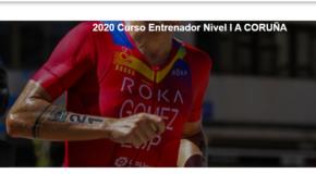 Curso Semipresencial Adestrador Nivel 1 de Tríatlon- A Coruña