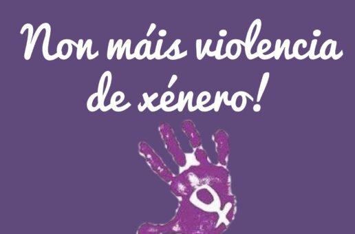 O TRÍATLON GALEGO DI NON Á VIOLENCIA DE XÉNERO.