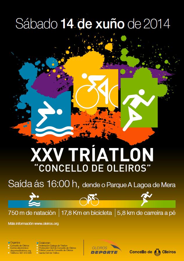 Triatlon de Oleiros