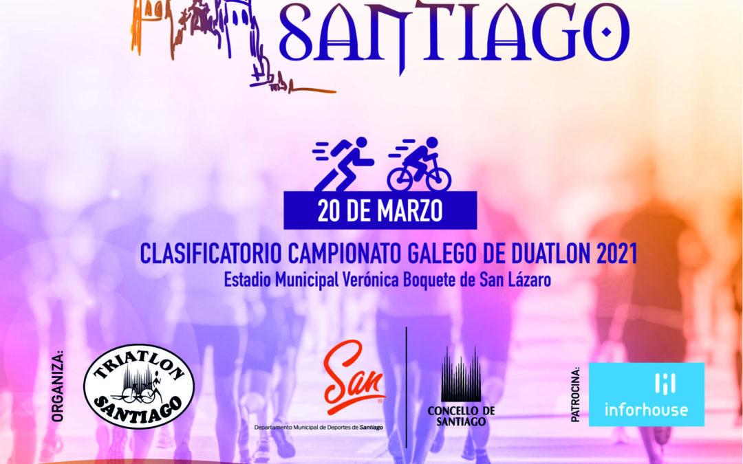 Resultados XVIII Duatlón Cidade de Santiago