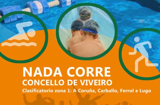 CLASIFICACIÓNS NADA E CORRE VIVEIRO