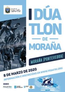 I Dúatlon de Moraña (Proba Circuíto)- Proba Popular de promoción