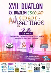 XVIII Dúatlon Cidade de Santiago – (Proba Circuíto)