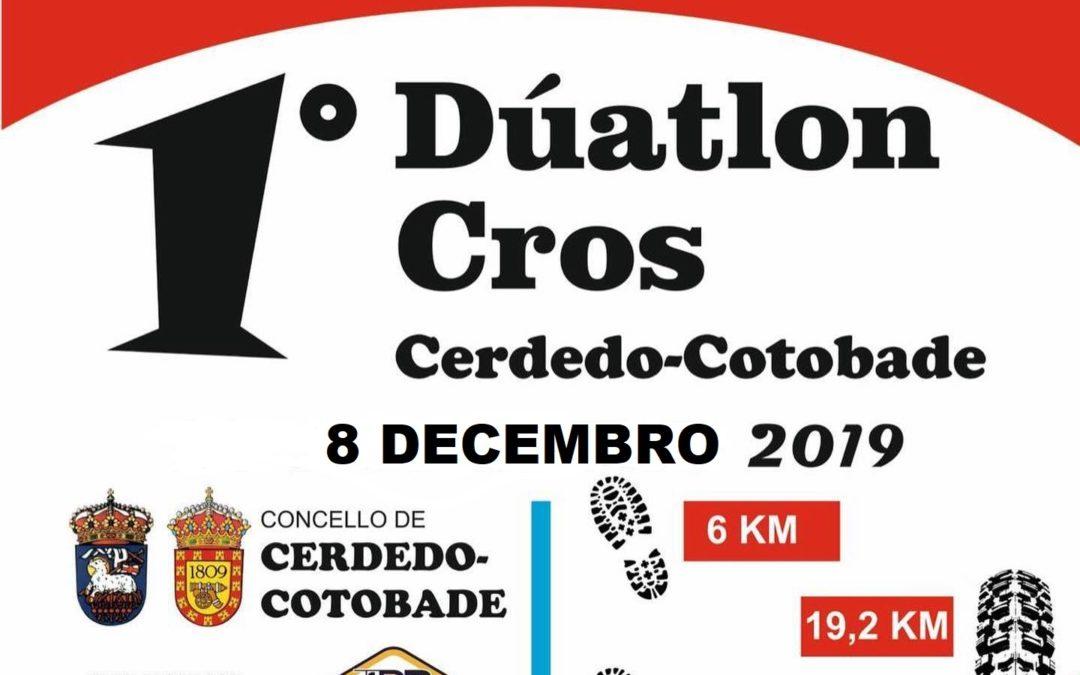 RESULTADOS I DÚATLON CROS CERDEDO-COTOBADE
