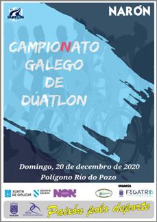 Inscrición definitiva/Reunión Técnica e Información do Dúatlon Concello de Narón- (Campionato Xunta de Galicia de Dúatlon)