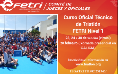 Xornada Presencial Curso Oficial N1-  Galicia 6/03/2021