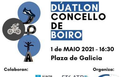 Clasificación  Dúatlon Concello de Boiro-Cpto Xunta de Galicia de Dúatlon de Estrada