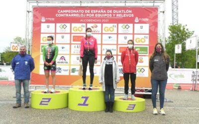 Bos resultados dos equipos galegos en Alcobendas