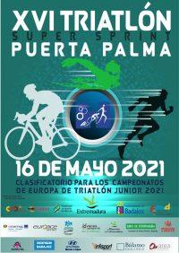 Triatlon Puerta Palmas de Badajoz_junior