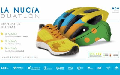 Campionato de España de Duatlón SuperSprint por Clubes (La Nucia)