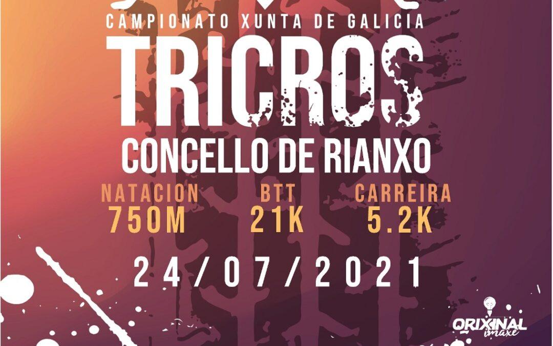 Tríatlon Concello de Rianxo- Campionato Xunta de Galicia de Tríatlon Cros