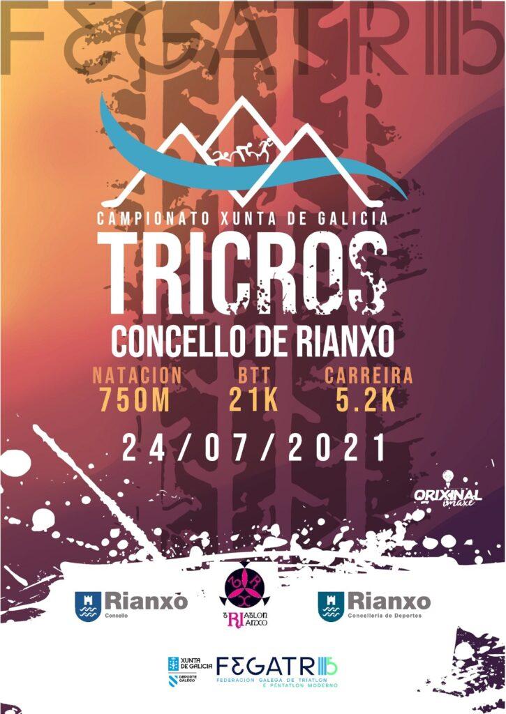 Campionato Xunta de Galicia Tricros concello de rianxo
