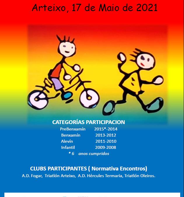 ENCONTRO DE MENORES ARTEIXO (17/05/2021)