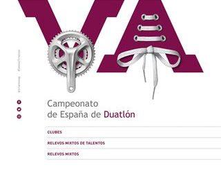 Campionato de España de Dúatlon por clubes (Valladolid)