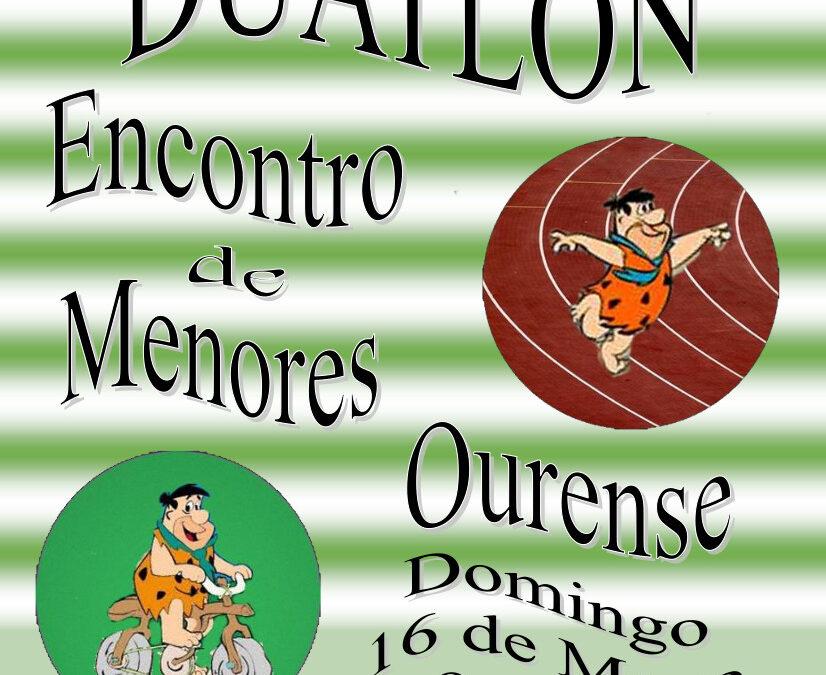 ENCONTRO DE MENORES PEREIRO DE AGUIAR -OURENSE- (16/05/2021)