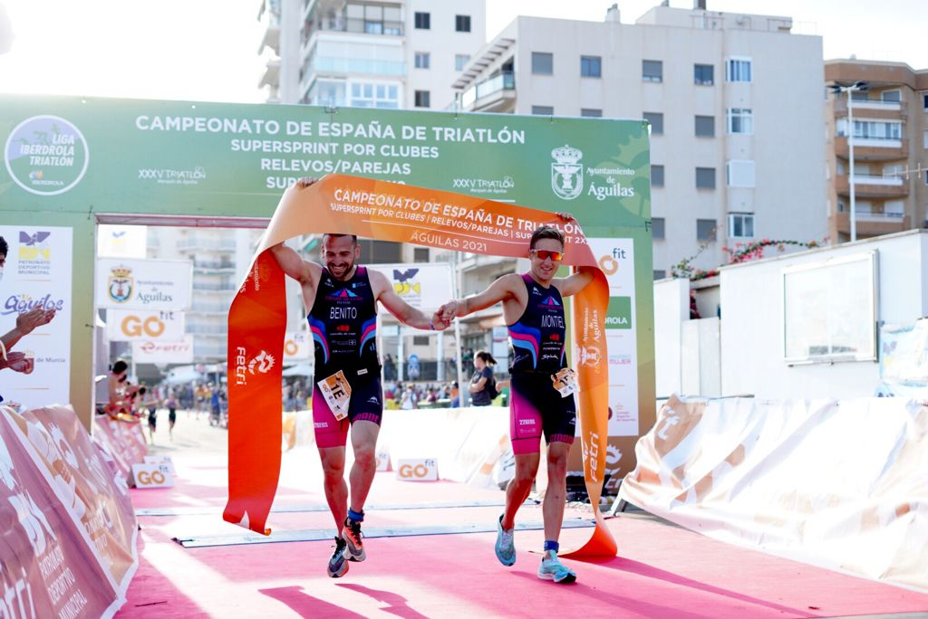 cidade de lugo fluvial-parellas masculino triatlon galego