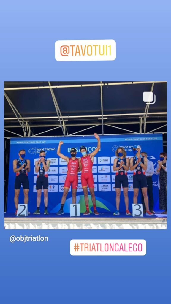 gustavo rodriguez triatlon galego