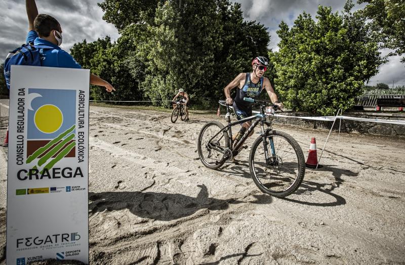 Campionato Xunta de Galicia Triatlon Cros Concello de Rianxo